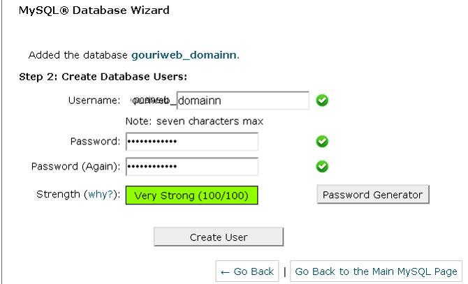 database-user