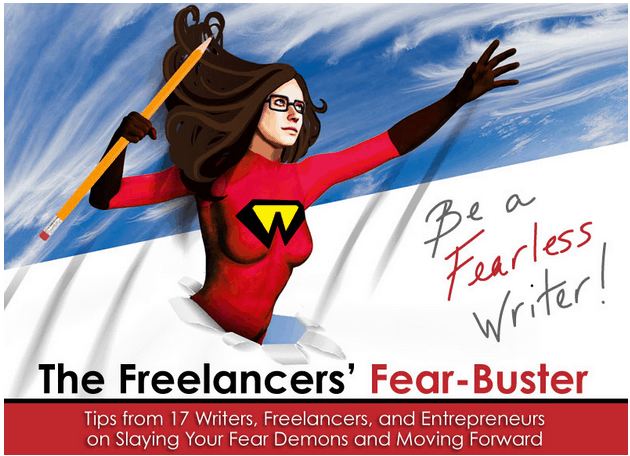 freelancer fear buster campaign
