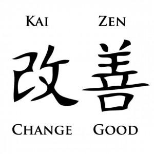 KaiZen-ChangeGood