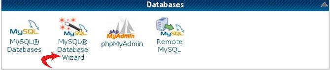 mysql-database-wizard