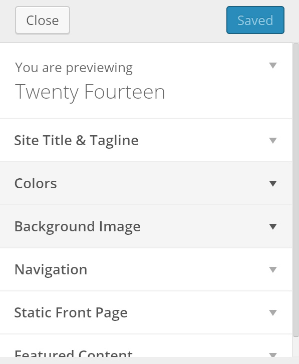 twenty-fourteen-theme-settings