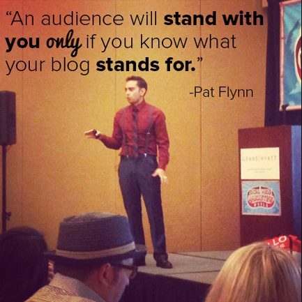 Pat Flynn Quote