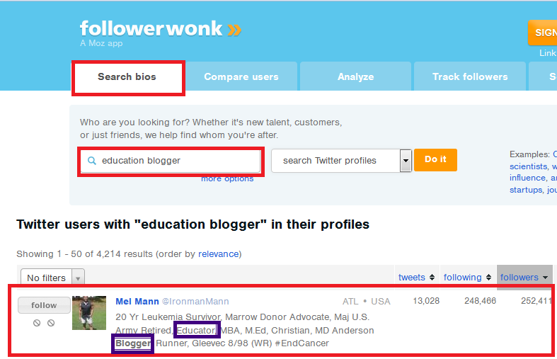 Followerwonk -- Finding and Hiring Writers for Your Blog | LearnToBlog.com