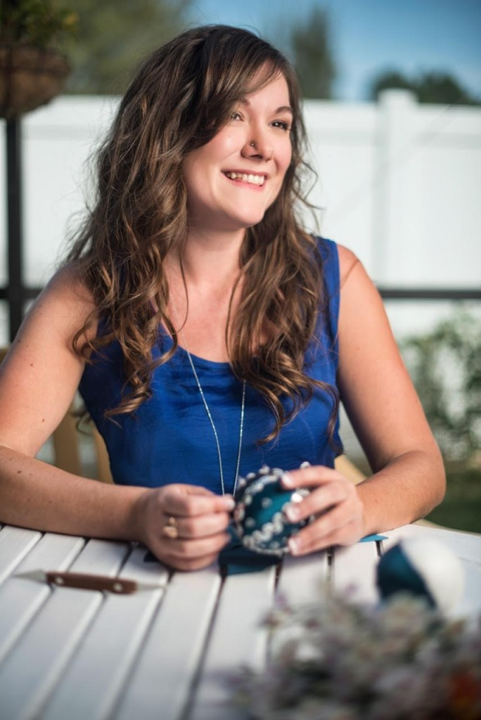 Blogger and Entrepreneur Staci Ann Lowry a.k.a. The Ornament Girl